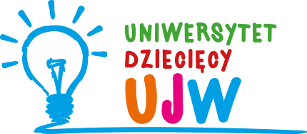 Uniwersytet Dziecięcy UJW Logo