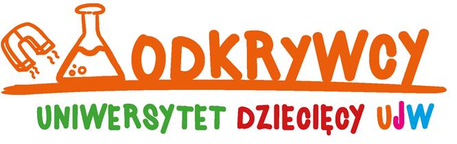 logo ODKRYWCY na białym tle
