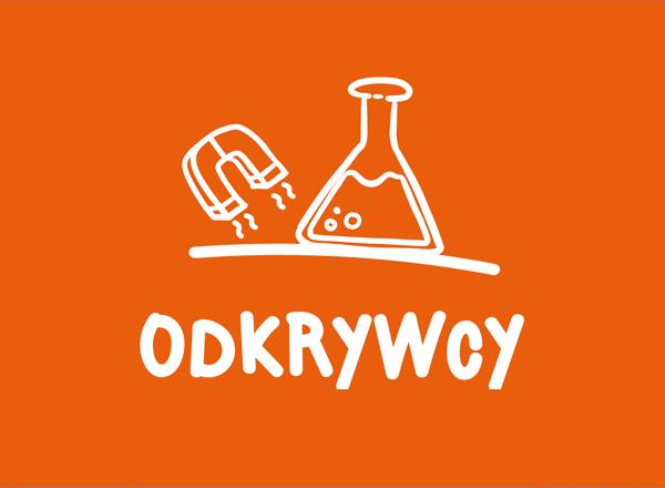 Logo ODKRYWCY