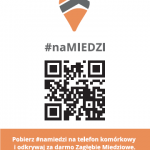 Kod QR - #namiedzi
